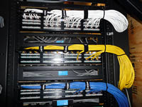 Cat5 Patch Panel